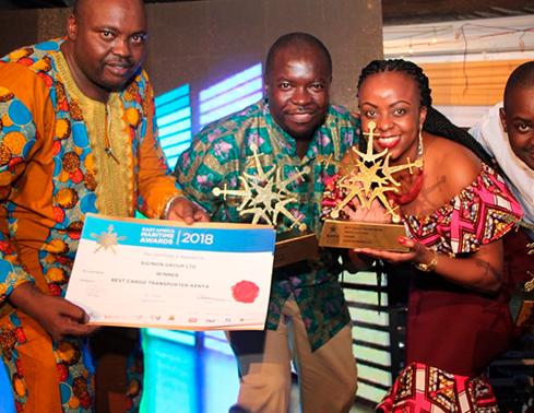 EAMA - Award to Siginon 1